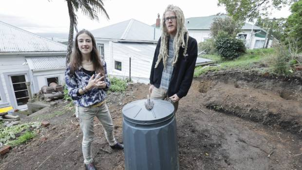 Composting food waste is crucial to the zero waste philosophy.