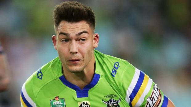 Canberra Raiders Nick Cotric.