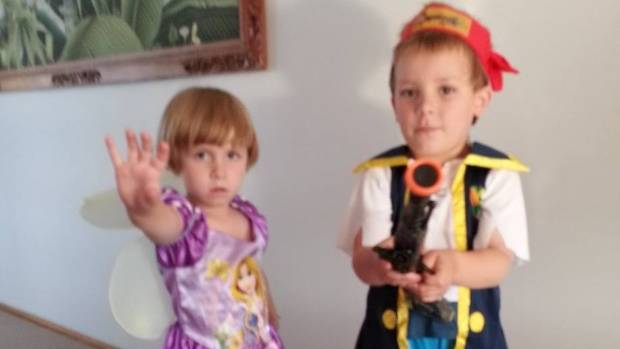 Serena and Thomas Speath have been missing since December 2014.