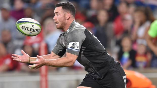 Ryan Crotty, the Conrad Smith of the new generation All Blacks?