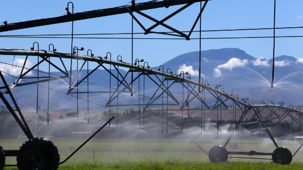 The Government has announced more funding for irrigation development.