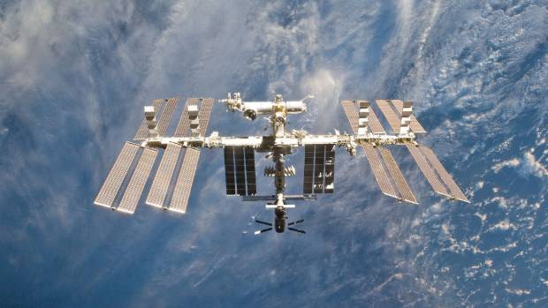 The international space station is the first rung on the ladder to interplanetary travel.