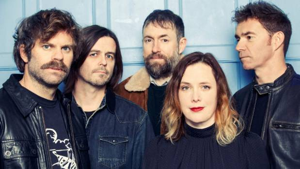 Slowdive are back with their first album in 22 years.