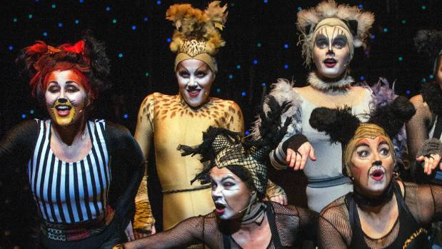 Shows, like 'CATS', at the Regent on Broadway are one of the main sources of customers for the surrounding pubs and ...