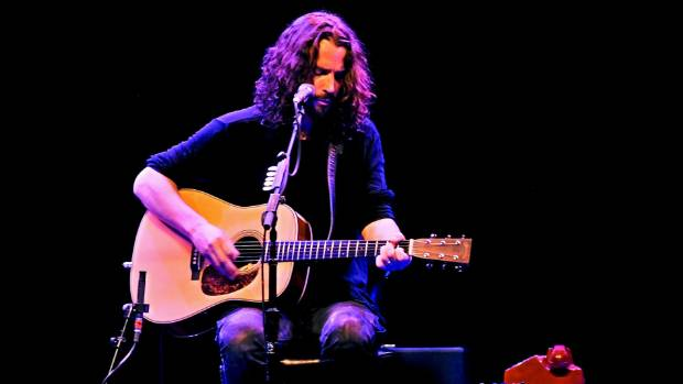 Soundgarden singer Chris Cornell last played in New Zealand in 2015.