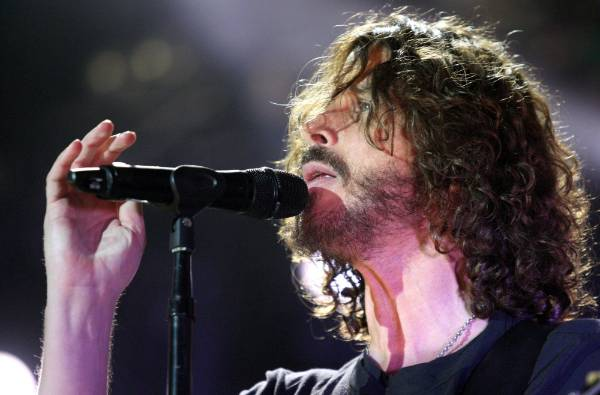 Chris Cornell dazzles Auckland in 2012 with his unique voice.