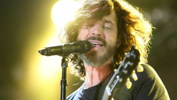 Chris Cornell had a massive influence on the early grunge movement in the nineties.