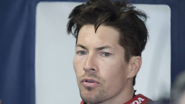 Nicky Hayden is brain-damaged and in critical condition after being hit by a car while cycling in Italy.