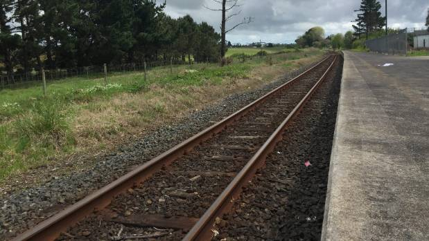 Mark Hannan said it would cost millions to be able to use the abandoned train tracks in the north-west.