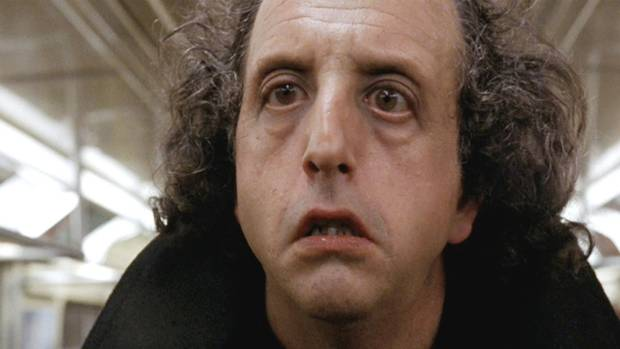 This is NOT Jeff Tambor. This is Vincent Schiavelli.