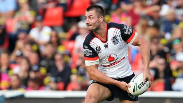 Kieran Foran has loved his time in Auckland.