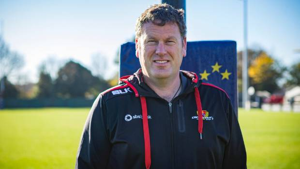 New Canterbury coach Glenn Delaney has big shoes to fill.