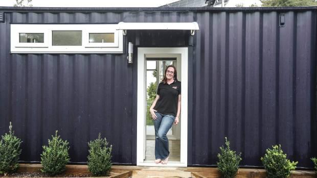 Project home cost per square metre