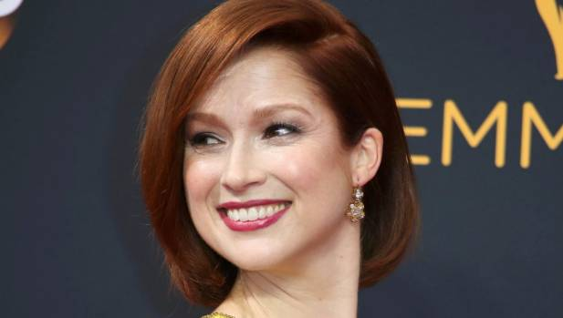 "Ellie Kemper says while she was aware of popular-culture growing up, it didn't really ""seep into my veins""."