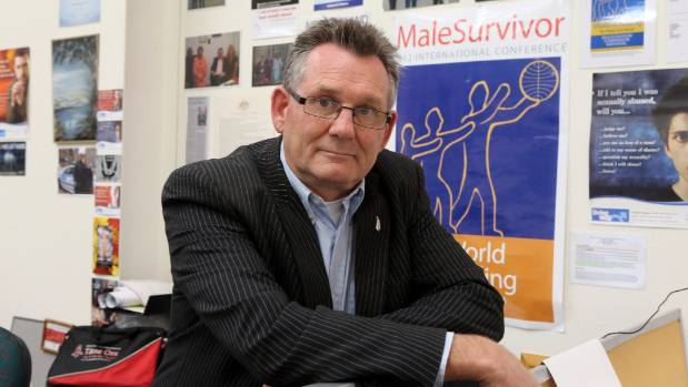 Male Survivors of Sexual Abuse New Zealand national advocate Ken Clearwater believes there are a lot of unreported cases ...