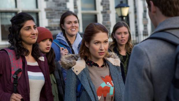 Ellie Kemper believes there is a lot more to Kimmy Schmidt than her  sunny exterior.