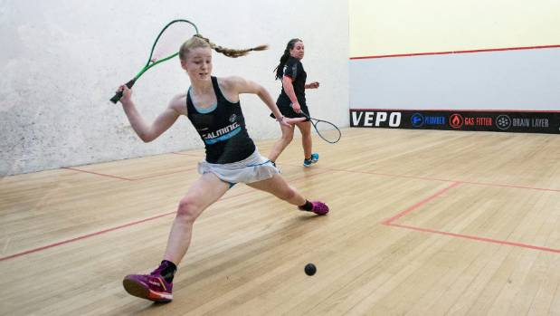 SquashGym Palmerston North's Kaitlyn Watts has been named in the New Zealand team going to the junior world championships.