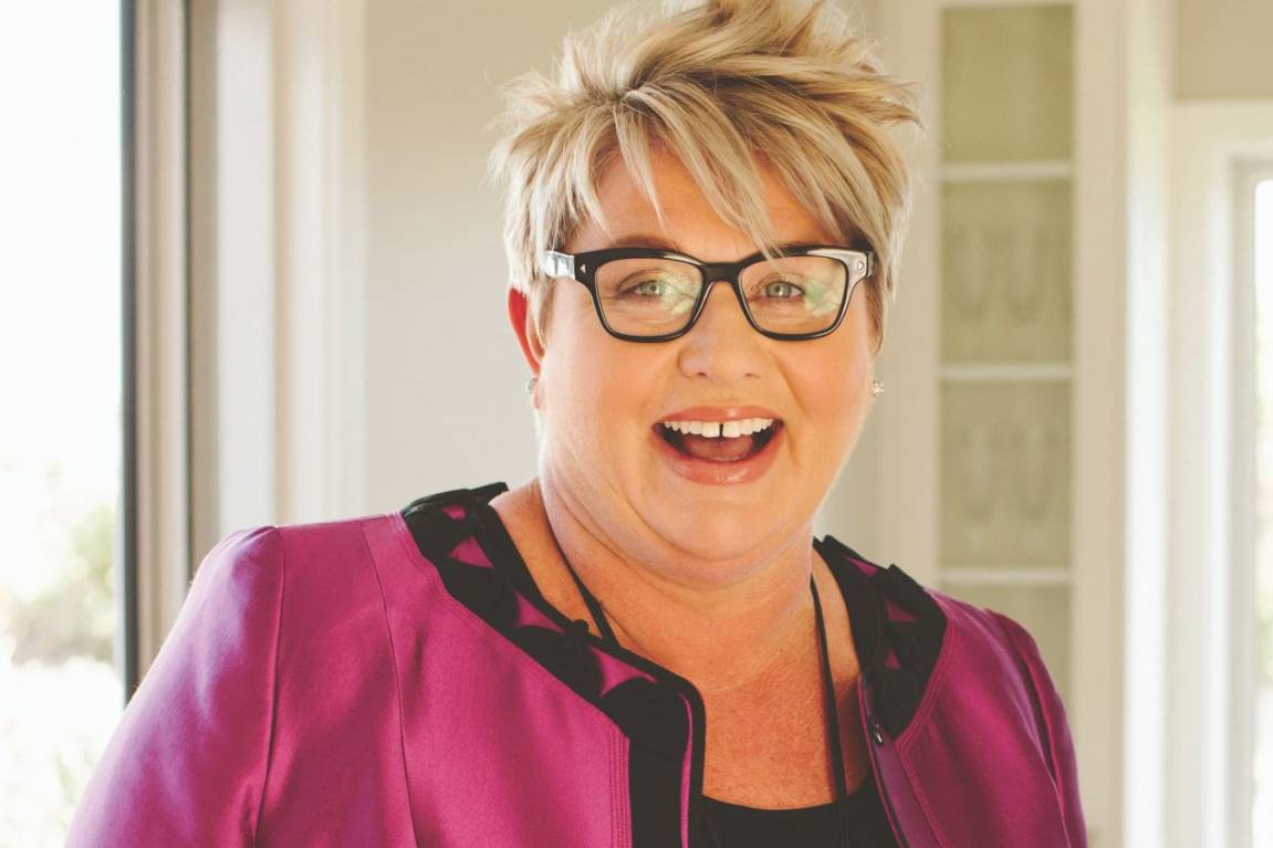 Morris' decision to move away from Auckland was inspired by a decision to get the best from her personal and professional life.