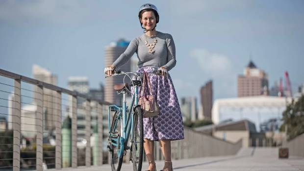 Auckland Transport walking, cycling and road safety manager Kathryn King says now is the perfect time to be considering ...