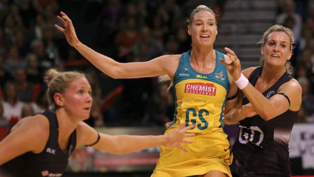 The international retirements of Casey Kopua, left, and Leana de Bruin has created a hole in the Silver Ferns' defensive ...