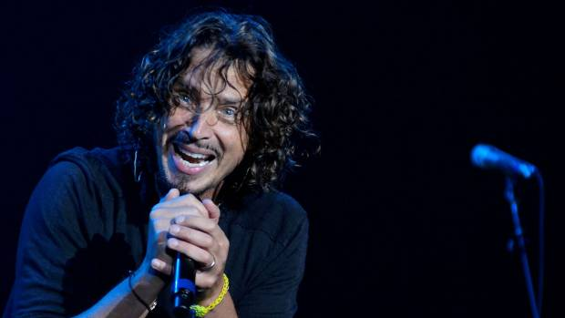 Chris Cornell was found dead hours after a concert in the US.