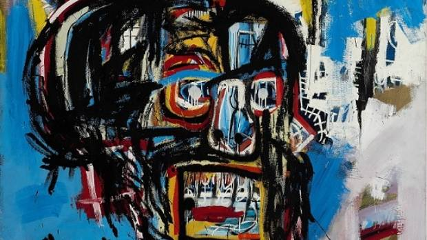 Jean-Michel Basquiat Skull Painting Sells for $110.5m at Auction
