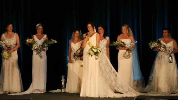 2014 Bride of the Year winner Sophie Radford.
