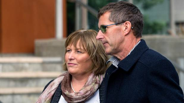 Jenny and Jim Morton are frustrated police could not pay for a firearms expert to prepare a report after Jim was hit in ...