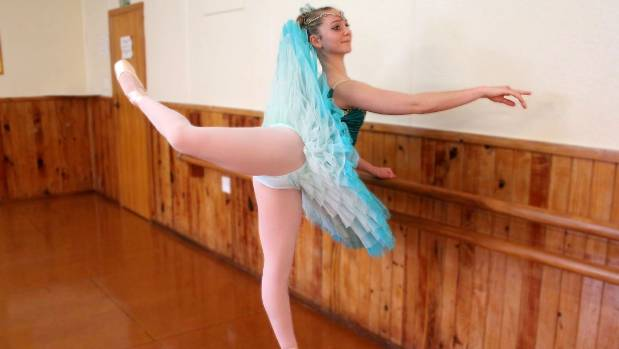 Beth Edwards dances her way to New York.