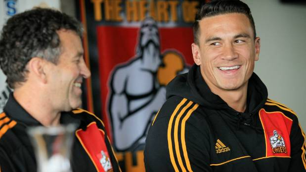 Wayne Smith has been a mentor to Sonny Bill Williams, as well as and many others/