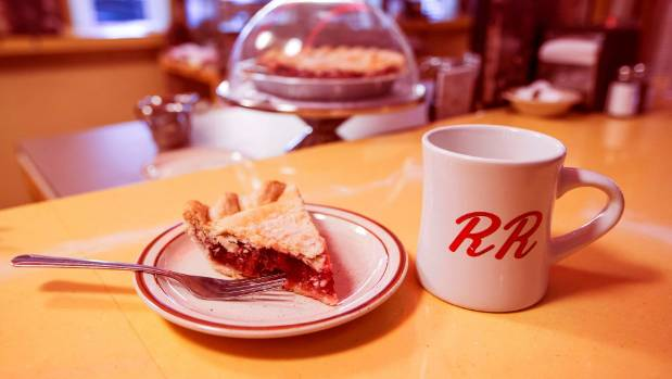 """In Twin Peaks, don't underestimate the power of cherry pie and """"damn fine"""" coffee."""