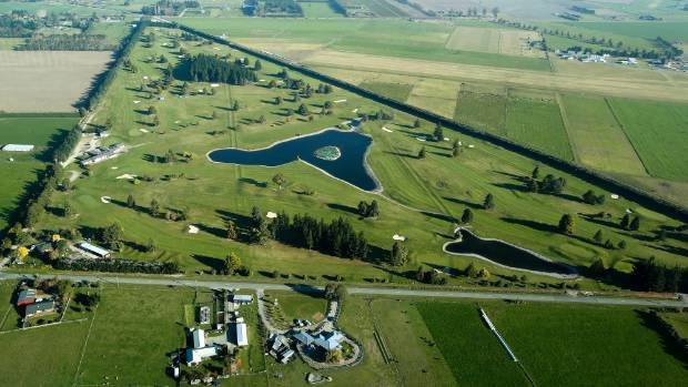 The Timaru Golf Club has recently invested $500,000 to improve the course's facilities. The club, along with Levels ...