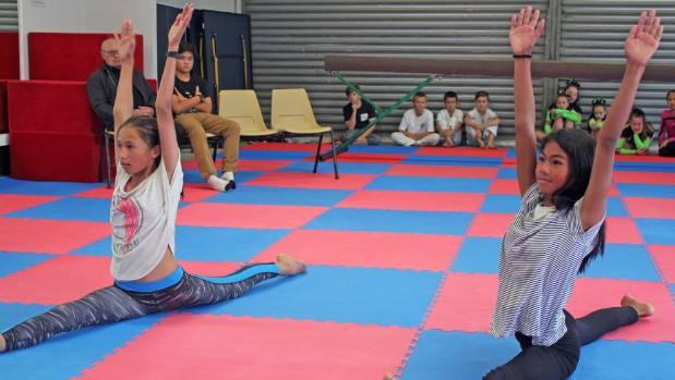 Wellsford School pupils put on a show.