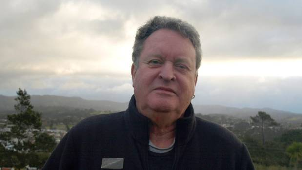 "John Edgar says myrtle rust is a ""very big worry"" for the Waitakere Ranges."