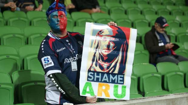 The Australian Rugby Union's leadership has caused major ructions within Sanzaar.