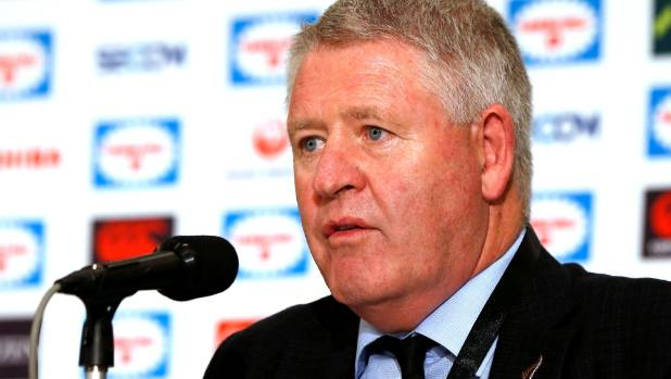 New Zealand Rugby chief executive Steve Tew says his organisation is in no position to offer advice to other companies yet.