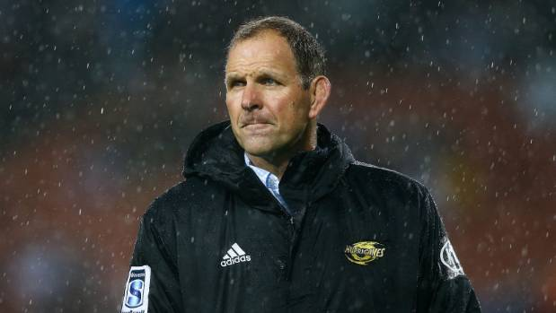 Hurricanes assistant coach John Plumtree may throw his name in the hat to replace Wayne Smith.