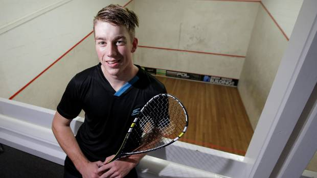Southland's Mitchell Kempton, 17, has been selected in the New Zealand team for the World Junior Championships.