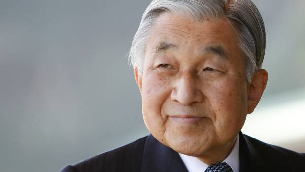 Japan's Emperor Akihito would be the first emperor to abdicate in about two centuries.