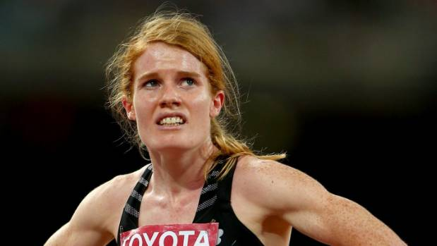 Angie Petty beat the 2017 World Athletics Championships qualification mark.