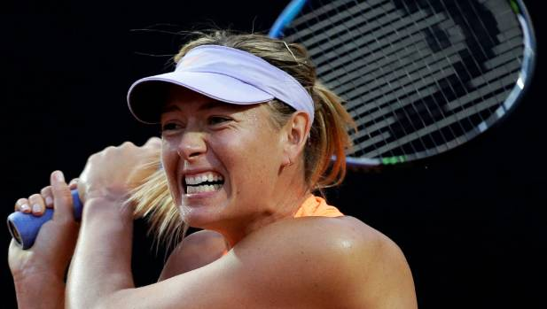 Maria Sharapova has played in three tournaments since her return to the WTA circuit after a 15-month drug suspension.