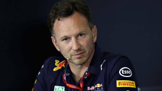 Red Bull Racing Team Principal Christian Horner is hoping for a new engine by the Montreal race in June.