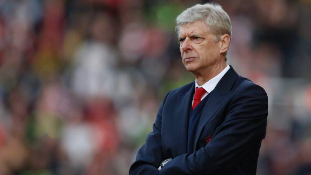 Arsene Wenger is out of contract with Arsenal.
