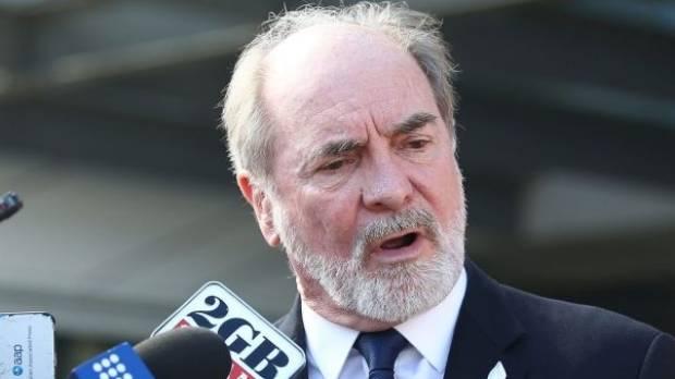 Embattled: ARLC chairman John Grant.