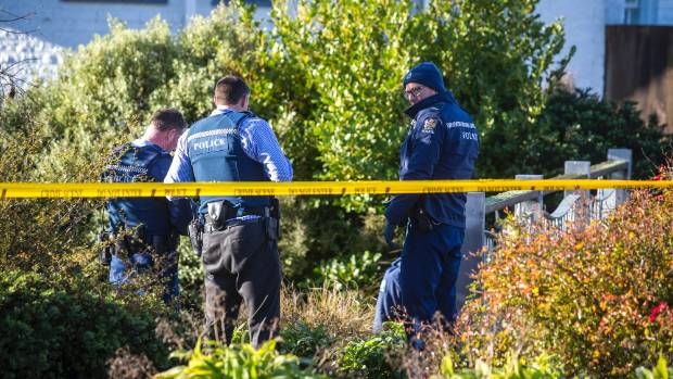 Police investigate after a man's body was found under a bridge on Huxley St, Sydenham.