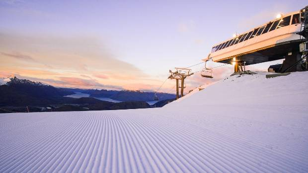 Coronet Peak has the largest snow-making system in the Southern Hemisphere.