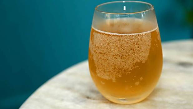 While soft drink sales go flat, a fizzy fermented drink is being coveted by sugar-free devotees.