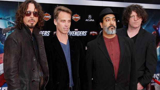 Cornell made five solo albums, and reunited with Soundgarden in 2012.