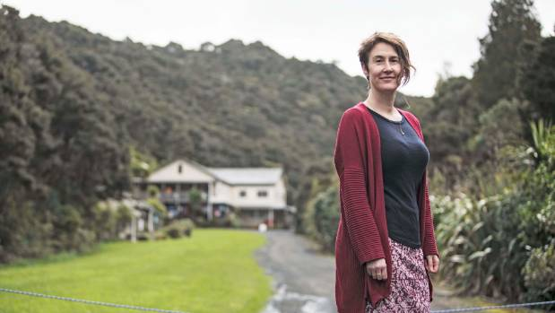 Kirsty McKay from the Vipassana Meditation Centre north of Auckland is heading to court to stop a new pistol range from ...