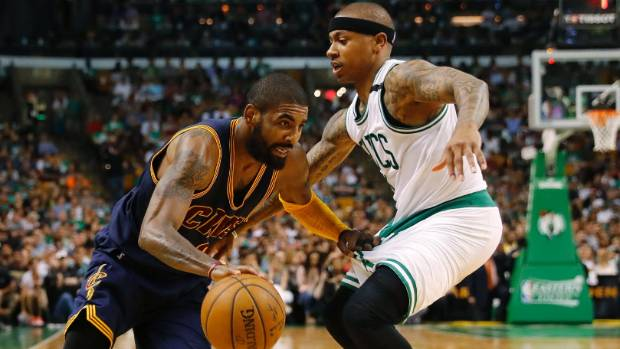 Cavs send Celtics to record loss, lead series 2-0